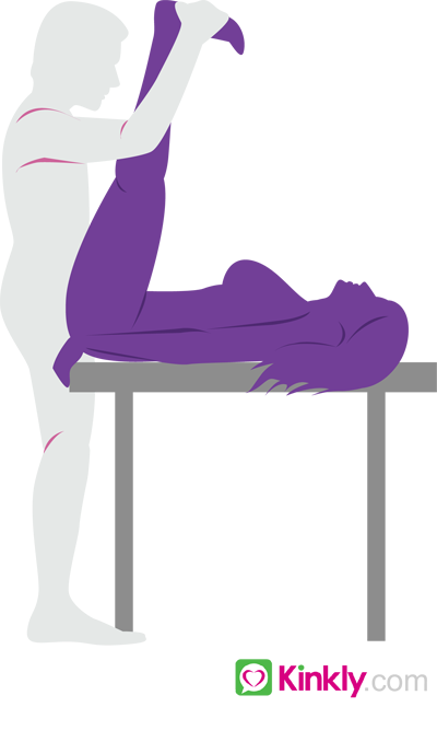 diagram of the mermaid sex position