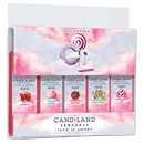 CANDiLAND SENSUALS - Body Glide 5-Pack - A pack of 5 lubricants for added pleasure