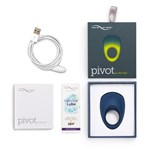 We-Vibe Pivot - A flexible, vibrating penis ring that provides clitoral stimulation during intercourse.