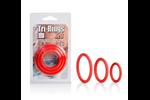 California Exotic Tri-Rings - Multi-purpose enhancement rings.
