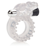 California Exotic Wireless Butterfly Ring - Vibrating erection enhancement ring.