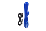California Exotic Body & Soul Kiss - A fully rechargeable vibrator with dual motors.