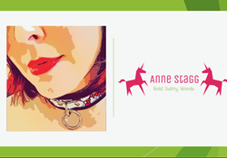 Sex Blogger of the Month: Anne Stagg