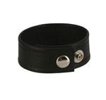 California Exotic Adonis Leather Collection Apollo - Erection enhancement ring.