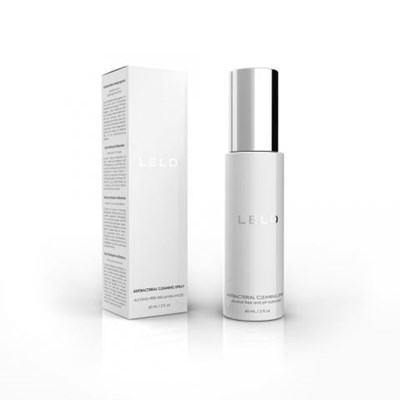 LELO (Toy) Cleaning Spray - A handy cleaning spray with anti-viral and anti-fungal properties and a pH balanced formula.