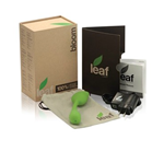 BMS Factory Bloom by Leaf Vibe - Leaf-shaped bio-friendly vibrator.