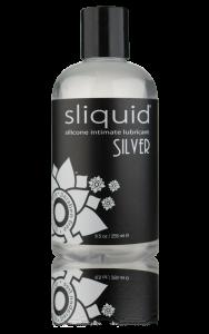 Sliquid Silver - Sliquid Silver is a premium silicone based personal lubricant.