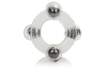 California Exotic Magnetic Power Rings Double - Erection enhancement ring.