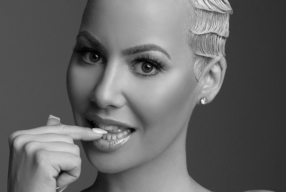 Interview: Amber Rose Talks Body Image, Self Acceptance, the Word Slut