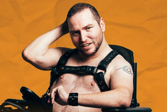 Sex Blogger of the Month: Andrew Gurza of the DisabilityAfterDark Podcast