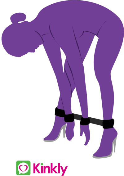 Standing Spreader Bar Sex Position