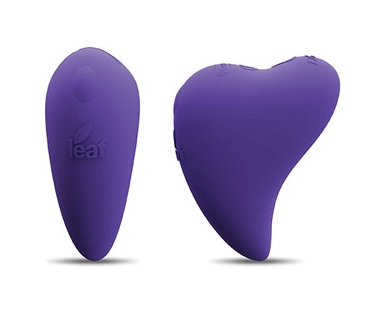 Leaf Fresh+ - A powerful, perfectly sculpted clitoral vibrator.