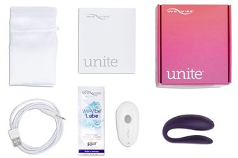 We-Vibe Unite - A wearable clitoral stimulator for hands-free fun.