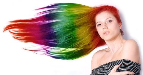 The Call of Color: Hair and Attraction