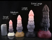 Nova the Breeder - Nova the Breeder is a dildo produced by Bad Dragon.