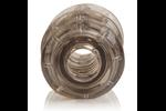 California Exotic Dr. Joel Kaplan Beaded Girth Ring Triple Stacker - Erection enhancement ring.