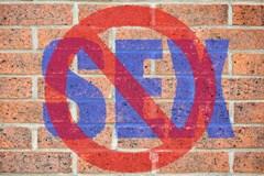 No sex symbol
