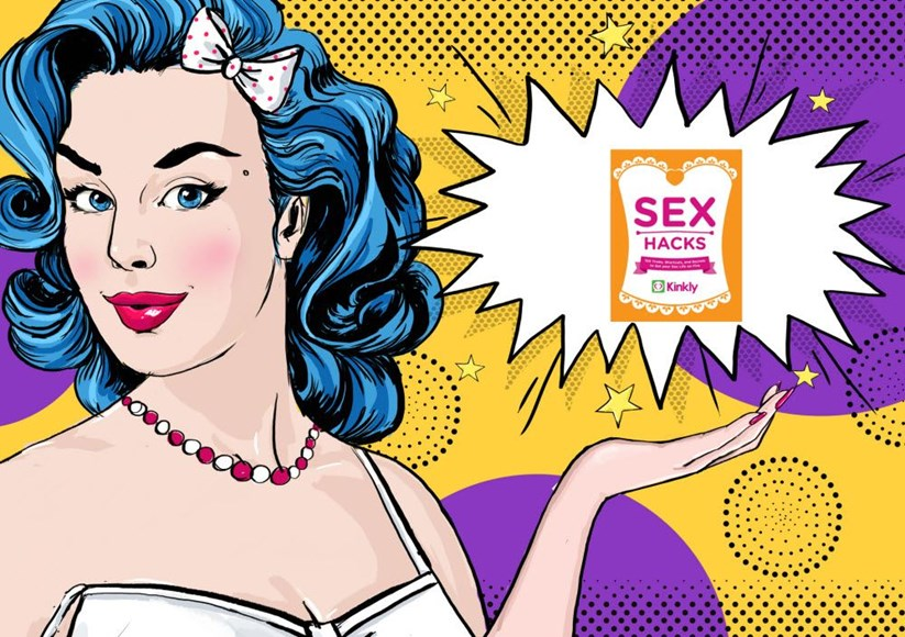 Get Kinkly's Top Sex Tips - Just In Time for Valentine's Day!