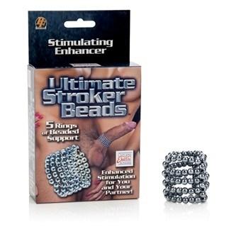 California Exotic Ultimate Stroker Beads - Enhancer ring.