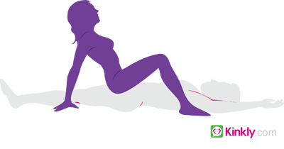 Extended Cowgirl Sex Position