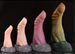 Trent the Triceratops - Trent the Triceratops is a dildo created by Bad Dragon.