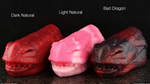 The Dragon Muzzle - The Dragon Muzzle is a penetrable toy produced by Bad Dragon.