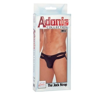 California Exotic Adonis The Jock Strap - M/L - Thong style mens underwear.