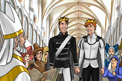 Sorry Princess, the Handsome Princes Are in Another Castle - Getting It On!