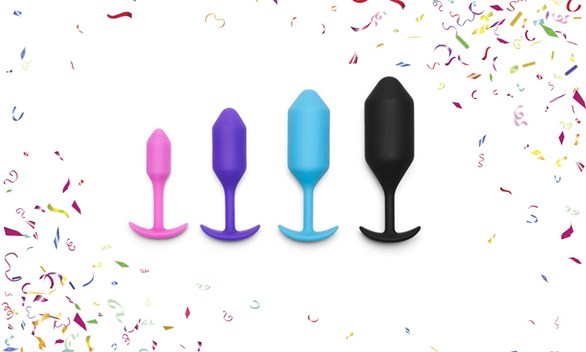 Sex Toy of the Month: The b-Vibe Snug Plug, a Better-Than-Good Butt Plug