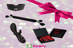 Sex toy gifts for kinky people