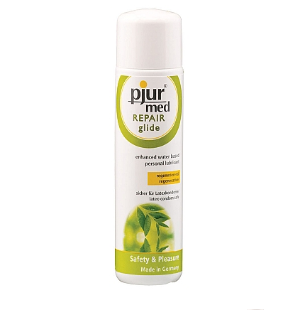 Pjur Med Repair Glide - A long-lasting water-based lubricant.