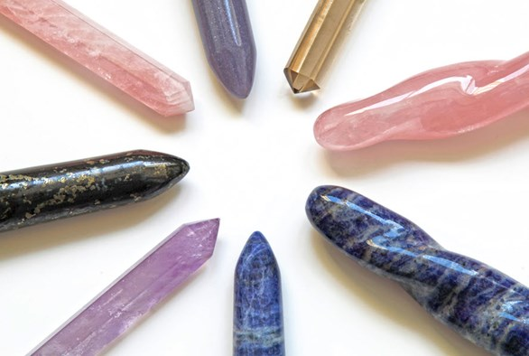 Meet the Women Who Swapped Their Vibrators for Crystal Wands