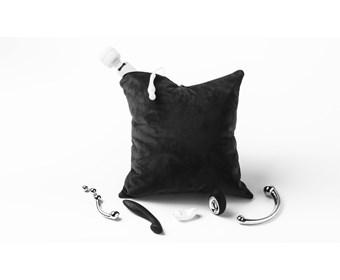 Liberator Stashe Toy Pillow - A versatile Pillow to stash your favorite toys
