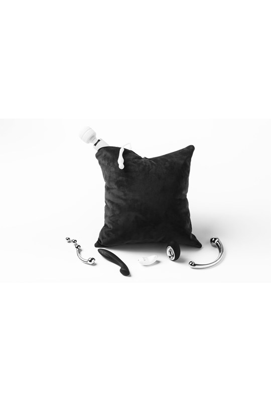 Liberator Stashe Toy Pillow - A versatile Pillow to stash your favorite toys