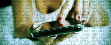 Woman cybersex