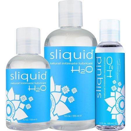 Sliquid H2O - Sliquid H2O is a water based personal lubricant, and Sliquid's Original formula.
