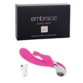 California Exotic Embrace G Wand - An ergonomically-shaped toy with a curved head for direct G-Spot Stimulation.