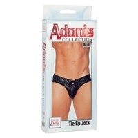 California Exotic Adonis Tie Up Jock - M/L - Jock style men's wear.