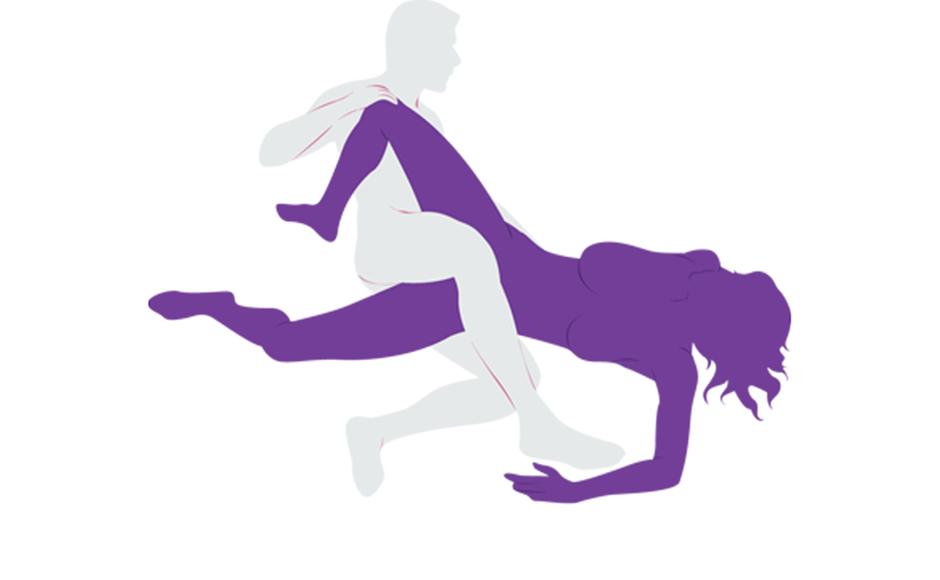 Scissor Sex Positions 5