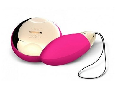 LELO LYLA 2 - A remote controlled bullet-style vibrator that allows for couples play with a wireless range of 39 feet.