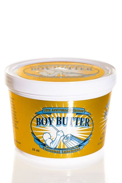 Boy Butter Gold - An oil-based lubricant with a long-lasting formula