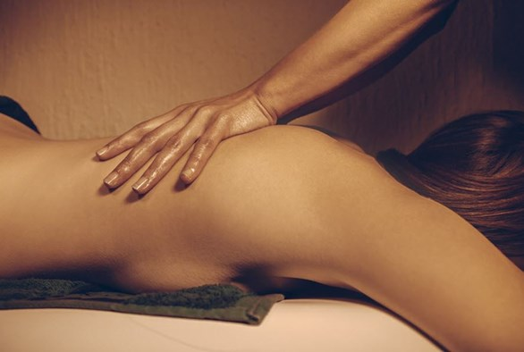 How a Four-Handed Erotic Massage Helped Me Get Over My Break-Up