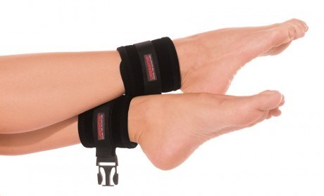 Liberator Ankle Cuff Kit - A deeply erotic kit with ankle cuffs to comfortably immobilize your partner.