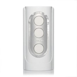 Tenga Flip Hole White - This masturbation sleeve is the softest, supplest Flip Hole available.