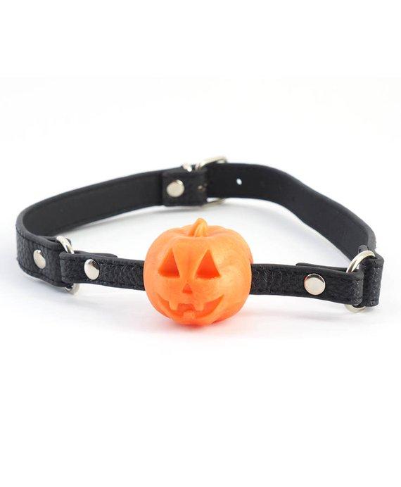 Pumpkin Ball Gag