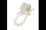 California Exotic Vibrating Cinch Rings - Erection enhancement ring.