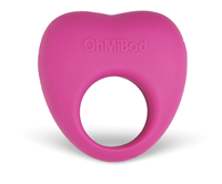 OhMiBod Lovelife Share Couples' Vibrator - An exquisitely powerful vibrator to please both the active and passive partner