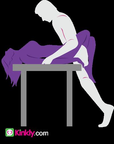 Desk Dominantion sex position