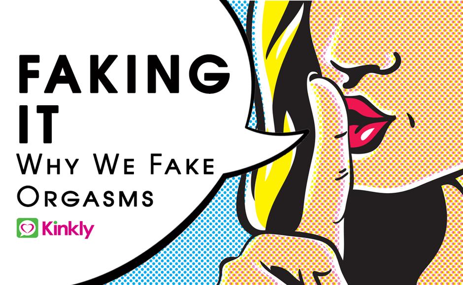 faking orgasms survey
