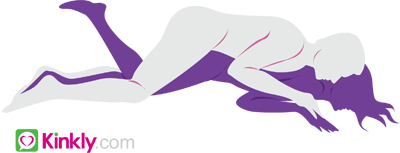 Speed bump sex position